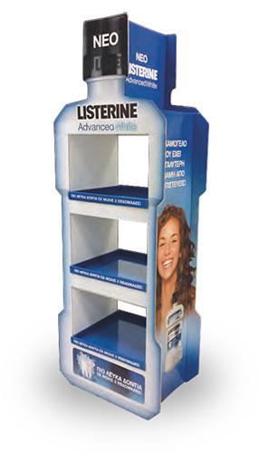 Stand Listerine