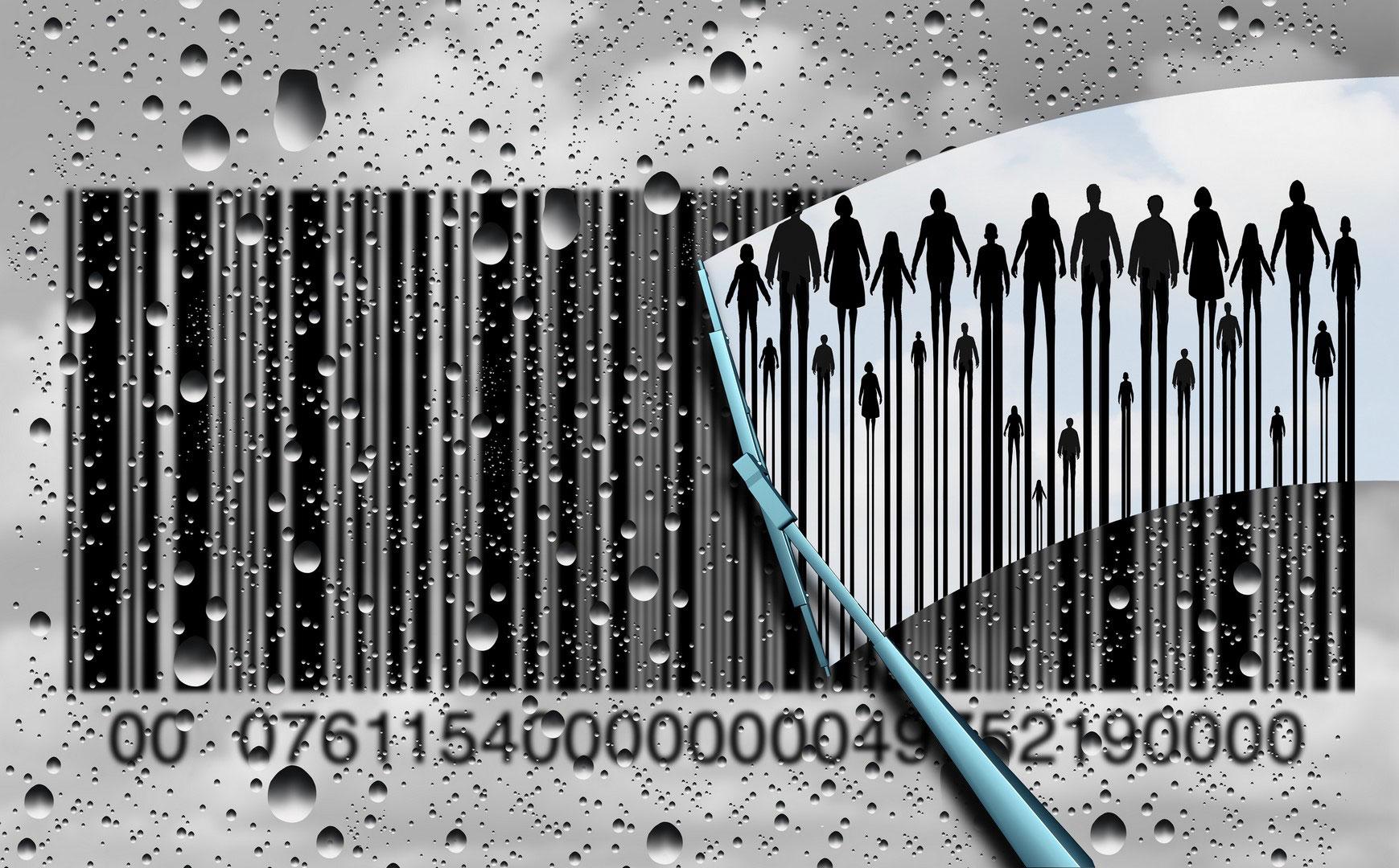 barcode banner